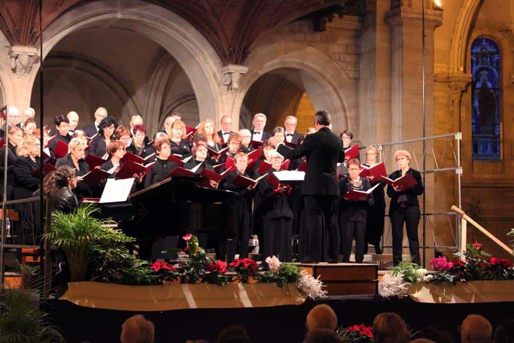 Actualit s les cenelles la chorale sparnacienne - Chorale coup de coeur laval ...